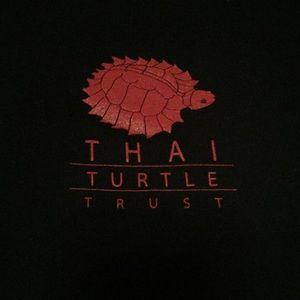 Thai Turtle Trust women's T-shirt Size S